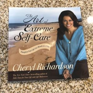 5/$25🤩Cheryl Richardson•The Art Extreme Self-Care